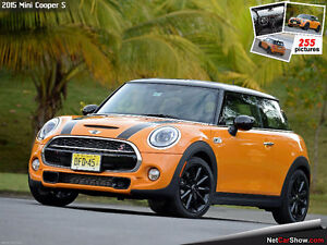 2015 MINI Mini Cooper S Hatchback