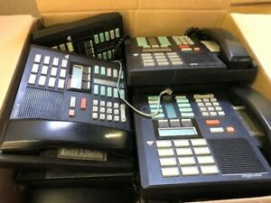 Lot of used office phones - Meridian/Nortel