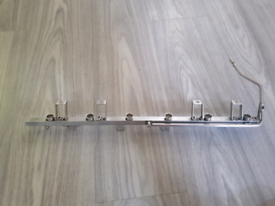 Bmw e46 cylinder injection rail