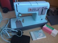 1960s 348 Singer Sewing machine, Greenwich, Electric