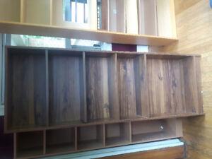 Several bookshelves for sale