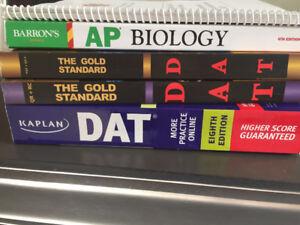 DAT STUDY MATERIALS $40