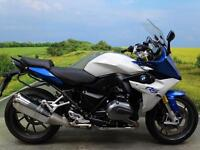 BMW R1200RS *65 plate one owner bike sport model*