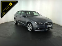 2014 64 AUDI A3 SPORT TDI DIESEL 1 OWNER FROM NEW SERVICE HISTORY FINANCE PX
