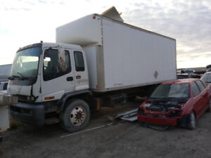 2000 GMC F7B042 Truck Buy Complete And Buy Parts
