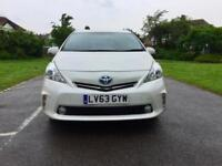Toyota Prius (63) - 2013 - 7 seaters - Low miles 51000 only - PCO uber ready