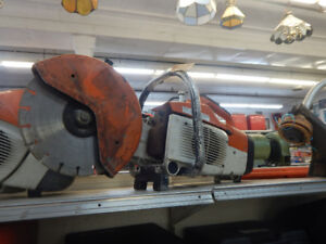 concrete saws for sale at the 689r new and used tool store