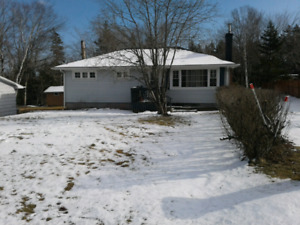 Non smoking 2 bedroom flat / Cole Harbour Lawrencetown area
