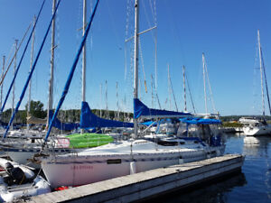 Beneteau 350 sailboat for sale