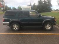 1996 Toyota 4Runner Limited SUV, 4x4