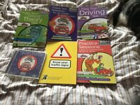 BSM Driving Learning Books