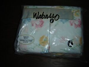 Double Sheet Set by WABASSO.
