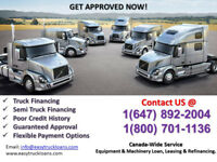 EASY TRUCK LOANS -- YOUR FRIENDLY AND BEST DEALMAKER BROKER