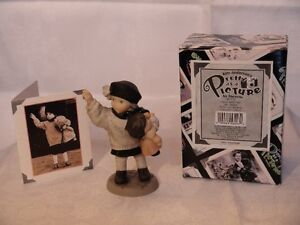 "Kim Anderson's Pretty As A Picture ""I will Miss You"" Figurine London Ontario image 7"