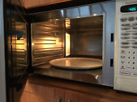 Panasonic Microwave and Convection oven duo paid 1000$