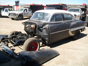 FULL CUSTOM 1953 CHEVY BELAIR ALMOST DONE LOOK! MUST GO $2000