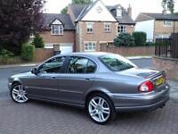 2007 Jaguar X-TYPE 2.2D 152 bhp Sport Premium..FULL SERVICE HISTORY..STUNNING!!