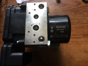 ABS pump and Module
