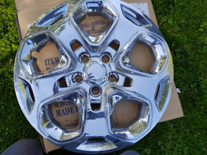 Ford Fusion Hubcaps