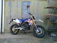 NEW Rieju MRT Pro 50cc Supermoto SM Learner legal 2 stroke Motorcycle Motorbike