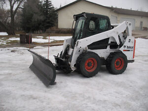 2013 S650 bobcat skid steer