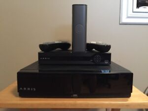 Shaw ARRIS HDPVR Gateway with 2 Portals and ! TB Expander