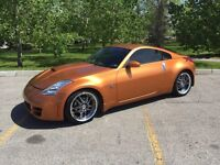 SuperCharged 2003 Nissan 350Z - Low Kms ( Interested in trades )