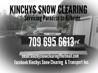 SNOW CLEARING PEARL KILLBRIDE SOUTHLANDS  PARADISE