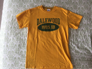 Gently used Dalewood Phys. Ed clothes