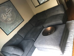 Brand New Sectional and Otterman