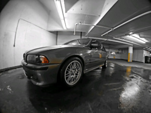 BMW E39 540i M-sport Mint Condition end of season price