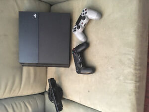 Barely Used ps4 for sale Edmonton Edmonton Area image 1