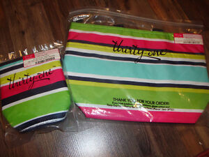 THIRTY-ONE PREPPY POP THERMAL TOTE AND THERMAL BRING-A-BOTTLE