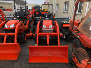Kubota BX2360 Tractor, Loader, Mower