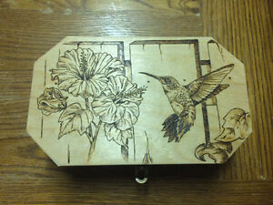 Custom Wood Burning Art - Pyrography Belleville Belleville Area image 1