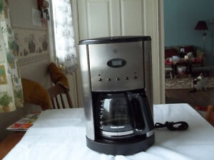 Presidents Choice Programmable Coffee Maker