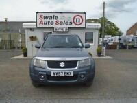 2007 SUZUKI GRAND VITARA 1.9 X-EC-98,643 MILES-SERVICE HISTORY-GREAT CONDITION