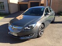 Vauxhall Insignia 2.0 CDTi, Limited Edition, 63 Plate