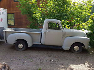1955 Chevy first series 3100 pick up