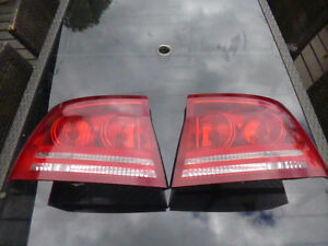 Dodge Charger 2006-2008 Rear tailights