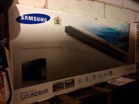 Samsung HW-J650 4.1Channel 320w MultiRoom Soundbar & Wireless Subwoofer
