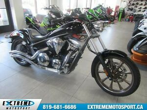 2013 Honda VTX 1300 FURY 46,14$/SEMAIN