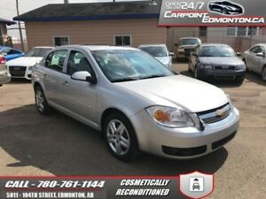 2010 Chevrolet Cobalt ECONOMICAL 5 SPEED SEDAN  RUNS AND DRIVES