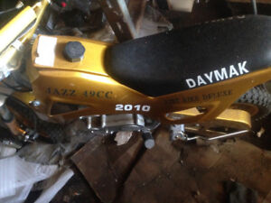 Daymak jazz dirt bike