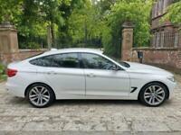 13 PLATE BMW 320d GRAN TURISMO SPORT DIESEL AUTO 57,112 MILES XENONS 19'' ALLOYS