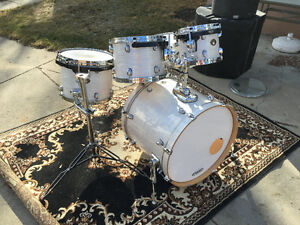 Tama Star Classic Birch 5-piece kit w/ cases $600 obo