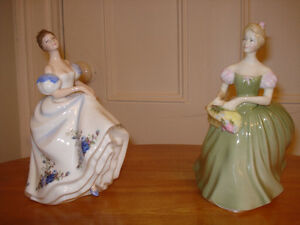 Royal Doutons- Beatrice and Clarissa