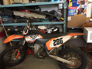 Want to Trade: 450XCF KTM 2008