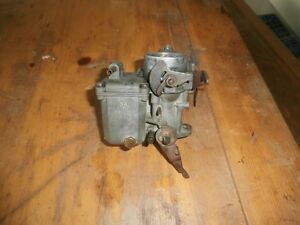 solex 30 3 beetle ghia vw bus carb for 1500 1600 3 available Cambridge Kitchener Area image 5