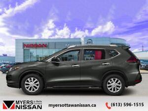 2017 Nissan Rogue S  - Bluetooth -  SiriusXM - $182.28 B/W